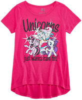 My Little Pony Short Sleeve T-Shirt-Big Kid Girls