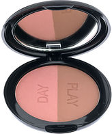 Vincent Longo Vincent Longo Day Play Duo Compact Blush, Misty Blossom 0.28 oz (8 g)