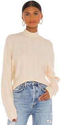 Amuse Society Aline Long Sleeve Knit Sweater