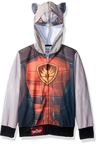 Freeze GoTG Rocket Racoon Juvy Boys 4-7 Rocket Costume Hoodie - Boys