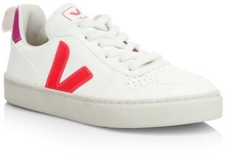 Veja Kid's Logo Sneakers