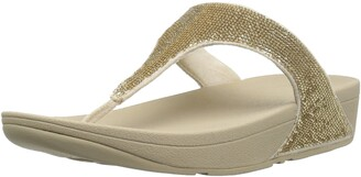 FitFlop Women's Electra Micro Toe-Post Sandal