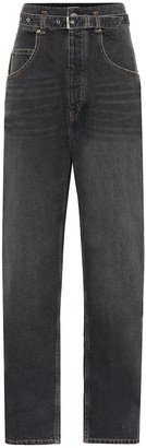 Etoile Isabel Marant Gloria high-rise carrot jeans