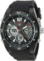 U.S. Polo Assn. Sport Men's US9537 Analog-Digital Display Analog Quartz Watch