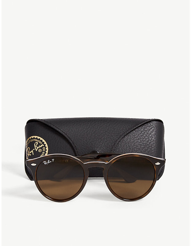 Thumbnail for your product : Ray-Ban RB2180 phantos-frame sunglasses