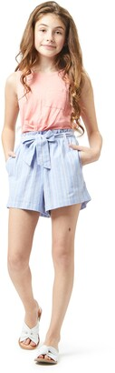 Habitual Stripe Pull-On Shorts