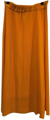 And other stories & Stories Orange Skirt for Women