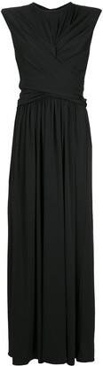 Isabel Marant Guciene sleeveless jersey dress