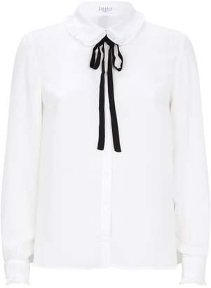 Claudie Pierlot Pussybow Shirt