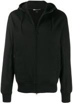 Y-3 Y 3 x Adidas classic full-zip hoodie