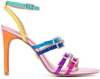 Kurt Geiger Multi-Strap Heeled Sandals