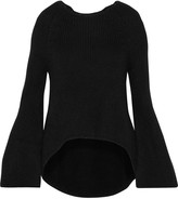 Rosetta Getty Alpaca-blend sweater