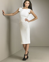 RM by Roland Mouret Pigalle Dress, Winter White