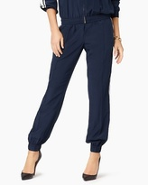 Juicy Couture Silk Track Pant