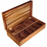 Ironwood Gourmet Ironwood Rectangular Tea Box