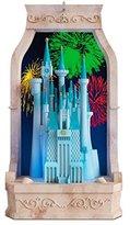 Hallmark 2016 Christmas Ornament Cinderella's Castle From Disney Cinderella Musical Ornament With Light
