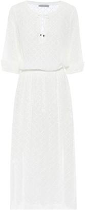 Heidi Klein Cairns cotton mini tunic dress
