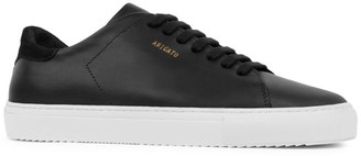 Axel Arigato Clean 90 Leather Low-Top Sneakers