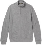 Loro Piana - Ski Cashmere Half-zip Sweater