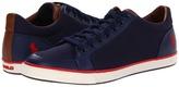 Polo Ralph Lauren Norwood (Newport Navy/Navy/RL2000 Red) - Footwear
