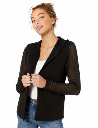 BCBGeneration Women's Hooded Blazer