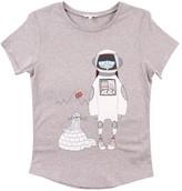 Little Marc Jacobs Miss Marc Space T-Shirt