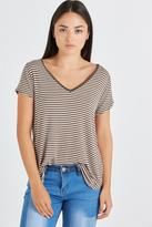 Cotton On Keira Short Sleeve V-Neck T Shirt