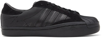Y-3 Black Yohji Star Sneakers