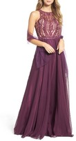 Sean Collection Women's Sean Collecion Embellished Gown
