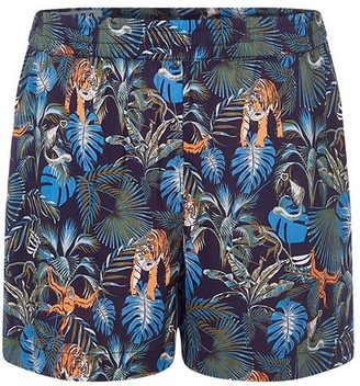 Komodo Thana Shorts In SOS Print