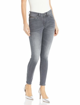 A|X Armani Exchange Women's Classic Five Pocket Skinny Fit Denim Jeans