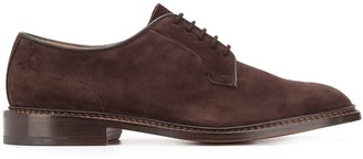 Tricker's Derby Lace-Up Shoes