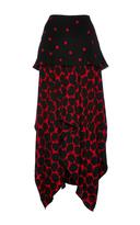Proenza Schouler Handkerchief Hemmed Skirt