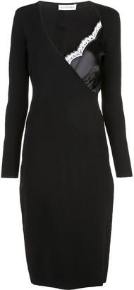 Altuzarra Bustier Detailed Fitted Dress