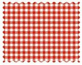 Camilla And Marc SheetWorld Primary Gingham Woven Fabric - By The Yard - 101.6 cm (44 inches)