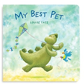 Jellycat My Best Pet Book - Ages 0+