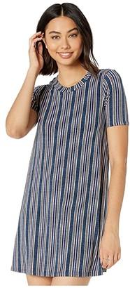 BCBGeneration A-Line Dress THD6231325 (Multi) Women's Dress