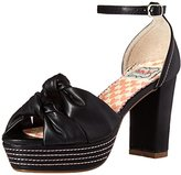 Bettie Page Women's Bp385-Jessy Platform Dress Sandal