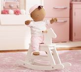 Pottery Barn Kids Doll Rocking Horse