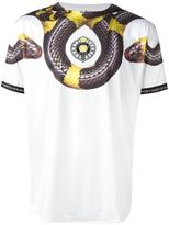 Marcelo Burlon County of Milan Ralf T-shirt - men - Polyester/Spandex/Elastane - XS