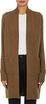 Barneys New York WOMEN'S WOOL-CASHMERE OPEN-FRONT CARDIGAN