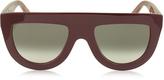 Celine ANDREA CL 41398/S Acetate Frame Women's Sunglasses