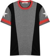 Givenchy Colour-block Cotton T-shirt