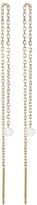 Kataoka Round Diamond Thread Through Earrings
