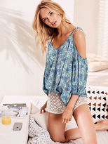Victoria's Secret Victorias Secret Off-the-Shoulder Tunic