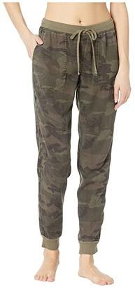 Hard Tail Slim Jogger (Gravel) Women's Casual Pants