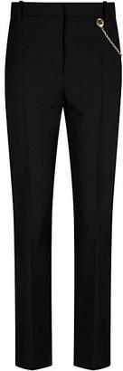 Givenchy Grain De Poudre Compact Chain Pants