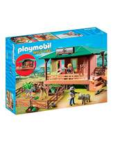 Playmobil African Ranger Station