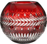 Waterford Crystal Fleurology Meg Ruby Rose Bowl 30cm