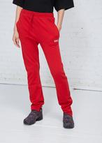 Vetements Red Push Up Jogging Pant
